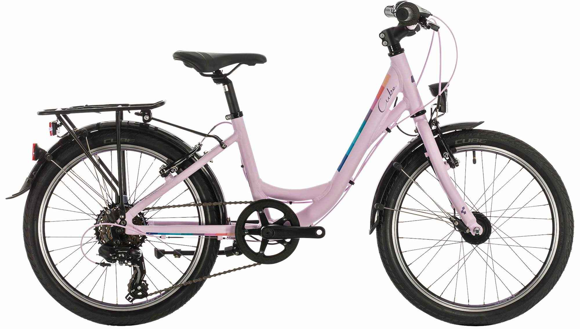 CUBE ELLA 200 20 Zoll equipped Kindervelo